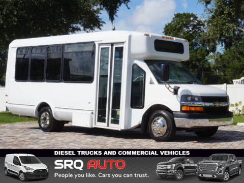 2015 Chevrolet Express Cutaway for sale at SRQ Auto LLC in Bradenton FL