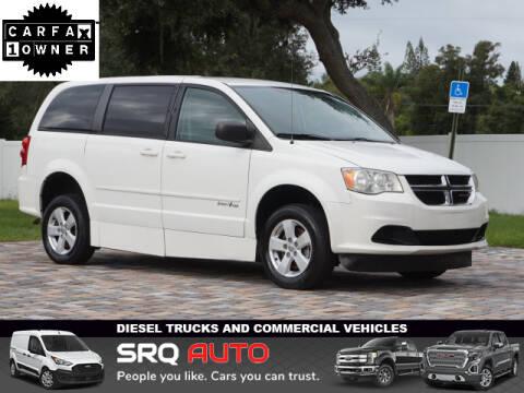 2013 Dodge Grand Caravan for sale at SRQ Auto LLC in Bradenton FL