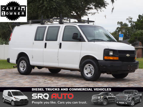 2012 Chevrolet Express Cargo for sale at SRQ Auto LLC in Bradenton FL