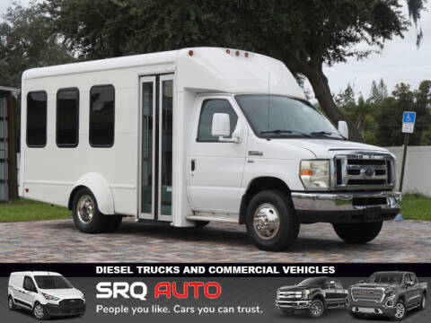 2011 Ford E-Series Chassis for sale at SRQ Auto LLC in Bradenton FL
