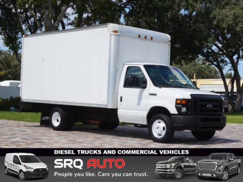 2008 Ford E-Series Chassis for sale at SRQ Auto LLC in Bradenton FL