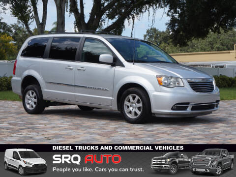 2011 Chrysler Town and Country for sale at SRQ Auto LLC in Bradenton FL