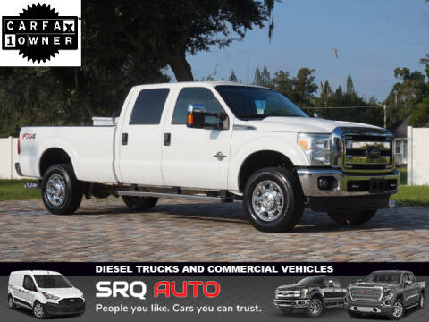 2016 Ford F-350 Super Duty for sale at SRQ Auto LLC in Bradenton FL