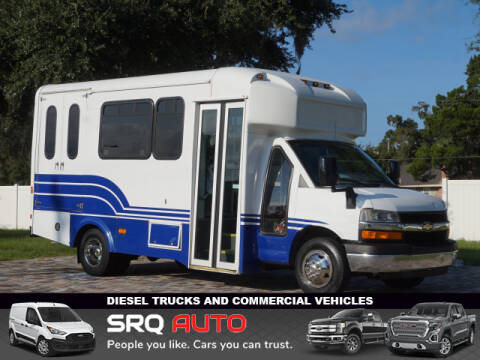2014 Chevrolet Express Cutaway for sale at SRQ Auto LLC in Bradenton FL