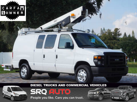 2010 Ford E-Series Cargo for sale at SRQ Auto LLC in Bradenton FL