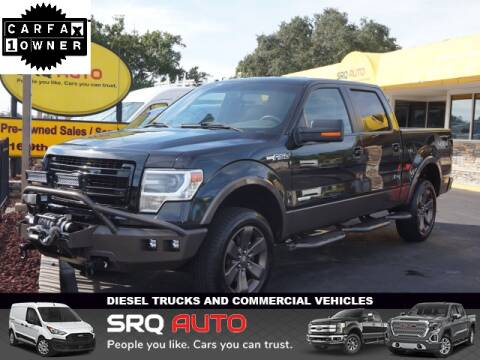 2014 Ford F-150 for sale at SRQ Auto LLC in Bradenton FL