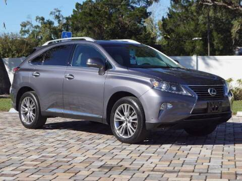 2014 Lexus RX 350 for sale at SRQ Auto LLC in Bradenton FL
