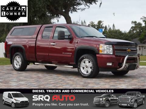 2013 Chevrolet Silverado 1500 for sale at SRQ Auto LLC in Bradenton FL