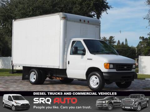 2007 Ford E-Series Chassis for sale at SRQ Auto LLC in Bradenton FL