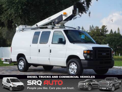 2011 Ford E-Series Cargo for sale at SRQ Auto LLC in Bradenton FL