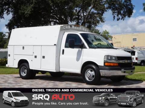 2011 Chevrolet Express Cutaway for sale at SRQ Auto LLC in Bradenton FL