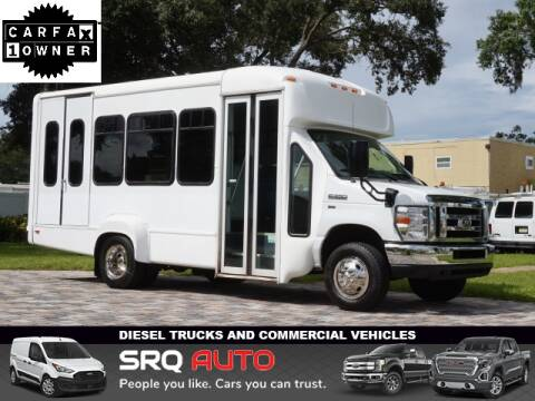 2014 Ford E-Series Chassis for sale at SRQ Auto LLC in Bradenton FL