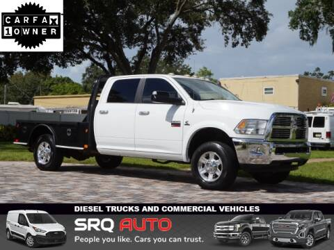2011 RAM Ram Pickup 3500 for sale at SRQ Auto LLC in Bradenton FL