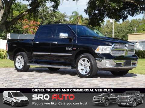 2014 RAM Ram Pickup 1500 for sale at SRQ Auto LLC in Bradenton FL