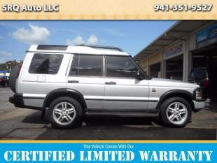 2004 Land Rover Discovery for sale in Bradenton, FL
