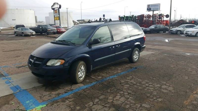 2002 Dodge Grand Caravan For Sale At Midwest Automotive In Sioux Falls SD