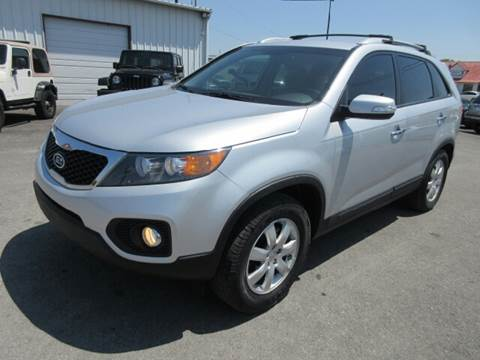 2013 Kia Sorento for sale at BMG AUTO GROUP in Arlington TX