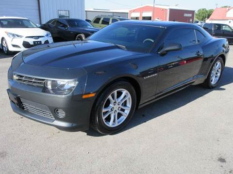 2014 Chevrolet Camaro for sale at BMG AUTO GROUP in Arlington TX