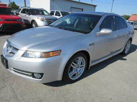 2008 Acura TL for sale at BMG AUTO GROUP in Arlington TX