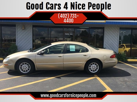 1998 Chrysler Concorde for sale at Good Cars 4 Nice People in Omaha NE