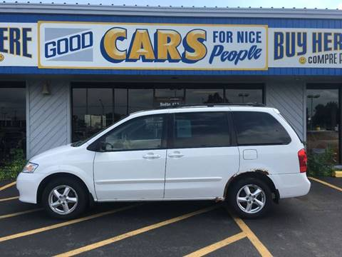 2003 Mazda MPV for sale at Good Cars 4 Nice People in Omaha NE
