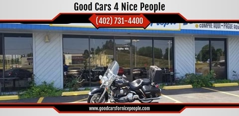 2004 Harley-Davidson Road King for sale at Good Cars 4 Nice People in Omaha NE