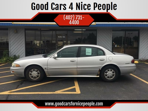 2002 Buick LeSabre for sale at Good Cars 4 Nice People in Omaha NE