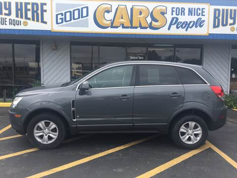 2008 Saturn Vue for sale at Good Cars 4 Nice People in Omaha NE