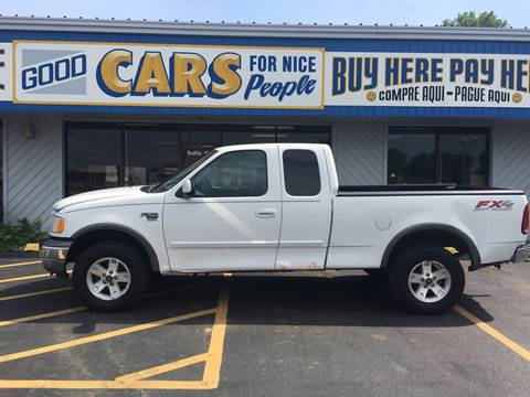 2002 Ford F-150 for sale at Good Cars 4 Nice People in Omaha NE
