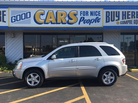 2006 Chevrolet Equinox for sale at Good Cars 4 Nice People in Omaha NE