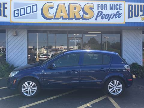 2008 Saturn Astra for sale at Good Cars 4 Nice People in Omaha NE