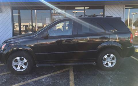 2006 Kia Sorento for sale at Good Cars 4 Nice People in Omaha NE