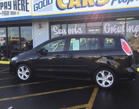 2009 Mazda MAZDA5 for sale at Good Cars 4 Nice People in Omaha NE
