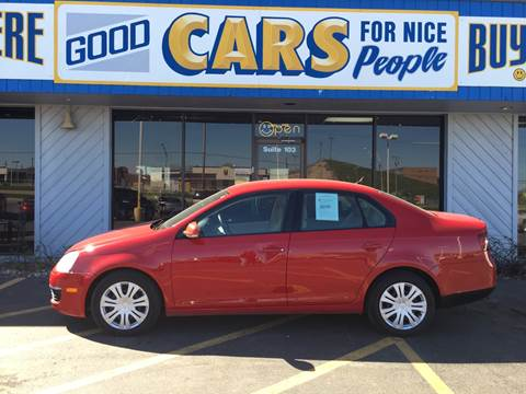 2008 Volkswagen Jetta for sale at Good Cars 4 Nice People in Omaha NE