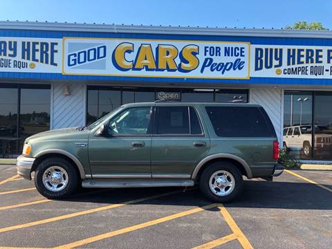 2000 Ford Expedition for sale at Good Cars 4 Nice People in Omaha NE