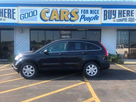 2008 Honda CR-V for sale at Good Cars 4 Nice People in Omaha NE