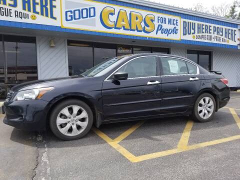 2008 Honda Accord for sale at Good Cars 4 Nice People in Omaha NE