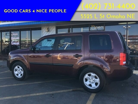 2011 Honda Pilot for sale at Good Cars 4 Nice People in Omaha NE