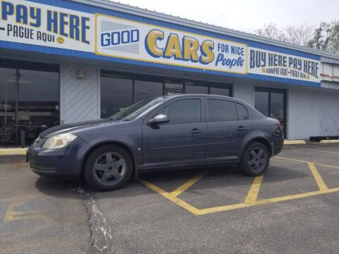2009 Chevrolet Cobalt for sale at Good Cars 4 Nice People in Omaha NE