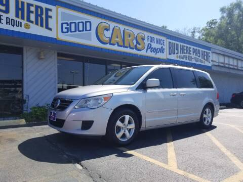 2009 Volkswagen Routan for sale at Good Cars 4 Nice People in Omaha NE