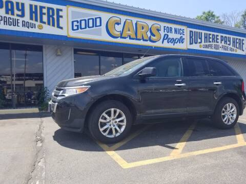 2011 Ford Edge for sale at Good Cars 4 Nice People in Omaha NE