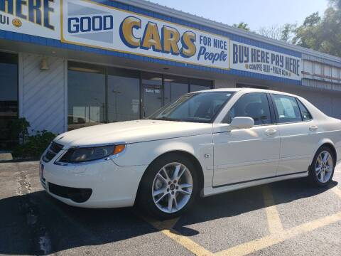 2006 Saab 9-5 for sale at Good Cars 4 Nice People in Omaha NE