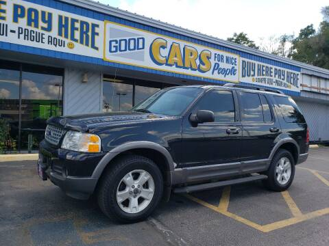 2003 Ford Explorer for sale at Good Cars 4 Nice People in Omaha NE