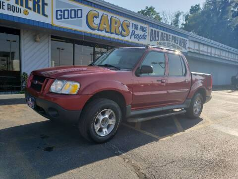 2004 Ford Explorer Sport Trac for sale at Good Cars 4 Nice People in Omaha NE