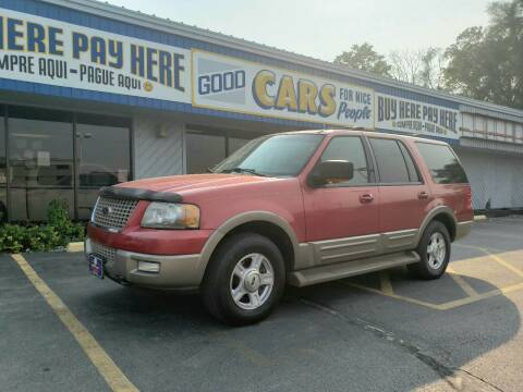 2003 Ford Expedition for sale at Good Cars 4 Nice People in Omaha NE