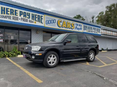 2004 Buick Rainier for sale at Good Cars 4 Nice People in Omaha NE
