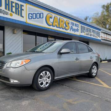 2010 Hyundai Elantra for sale at Good Cars 4 Nice People in Omaha NE
