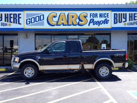2000 Ford F-150 for sale at Good Cars 4 Nice People in Omaha NE