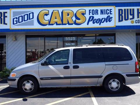 2000 Chevrolet Venture for sale at Good Cars 4 Nice People in Omaha NE