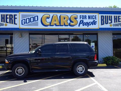 2000 Dodge Durango for sale at Good Cars 4 Nice People in Omaha NE